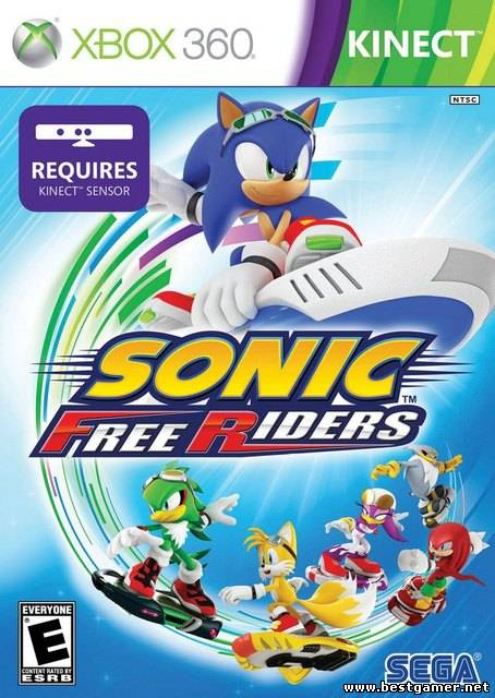 [GOD] Sonic Free Riders [Region Free/ENG][Dashboard 2.0.13604.0] [Region Free / ENG]