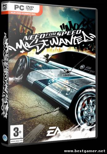 (Mac) Need For Speed Most Wanted Black Edition [2005, Racing, русский]