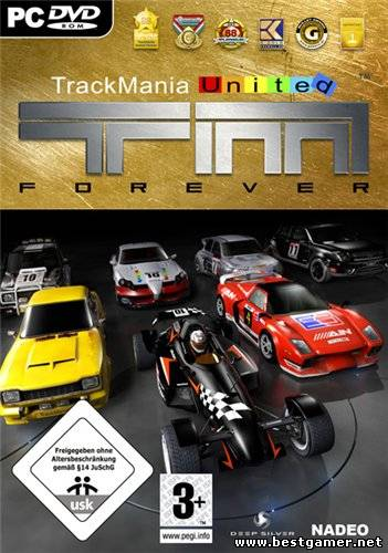 Trackmania United Forever (Mac\Intel only)