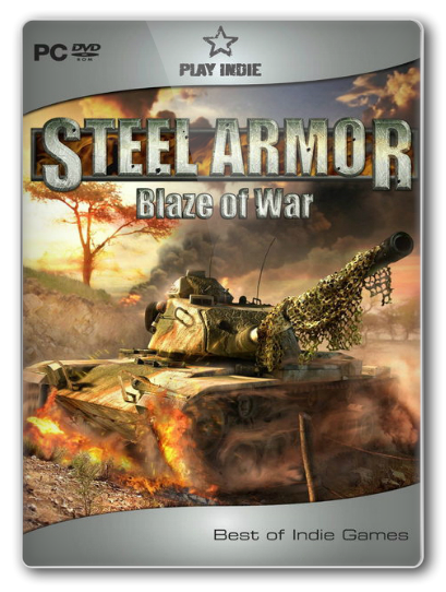 (PC) Steel Armor: Blaze of War [2011, Simulator (Tank) / 3D, RUS] [Repack] от R.G.Packers