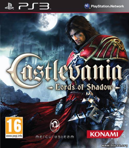 Castlevania: Lords of Shadow (2010/PS3/Eng)