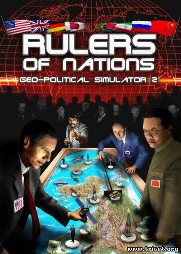 Rulers of Nations: Geo-Politica Simulator 2 (2011/PC/Rus)