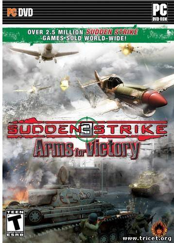 Sudden Strike 3: Arms for Victory (2007/PC/Rus)