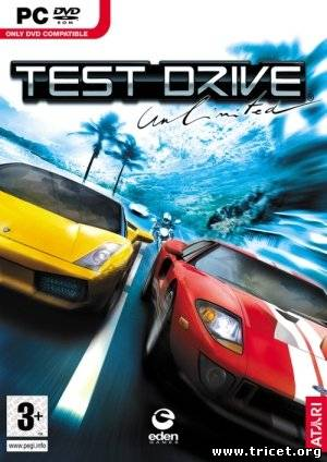 Test Drive Unlimited. Dilogy (2008-2011/PC/Repack/Rus)