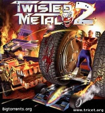 Twisted Metal 2 (1996/PC/Eng)