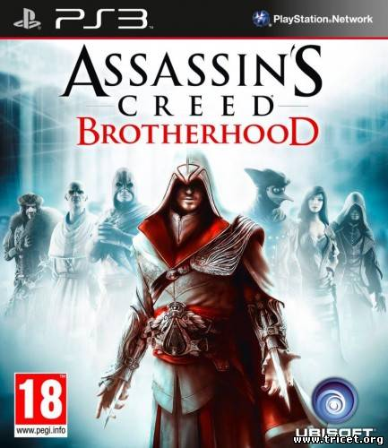Assassin's Creed: Brotherhood (2010/PS3/Eng)