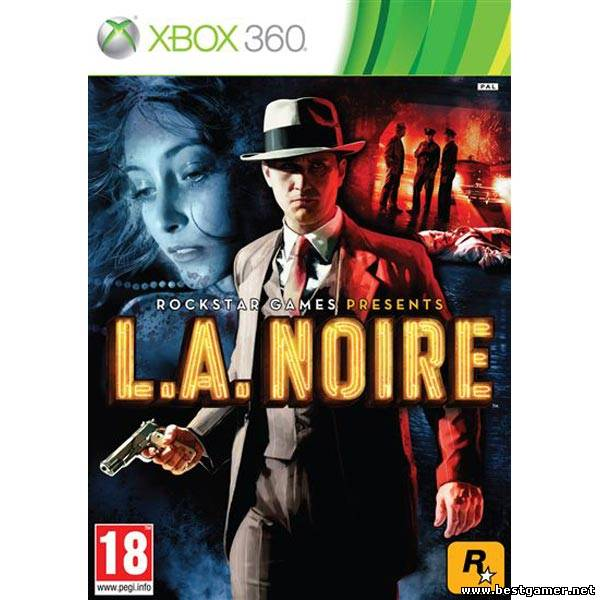 [GOD] L.A. Noire [Dashboard 14699] [PAL / ENG]