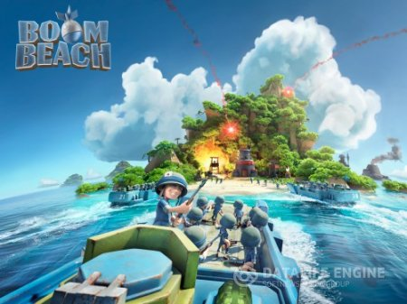 Boom Beach (2015) Android