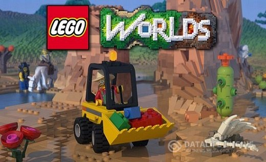 LEGO® Worlds (Steam Early Access) [Р] - 3DM