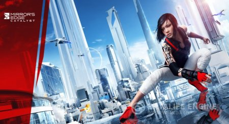 Превью MIRROR'S EDGE CATALYST