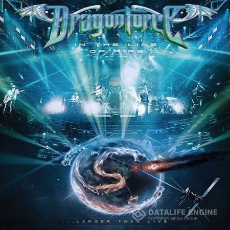 DragonForce - In The Line Of Fire (2015) MP3