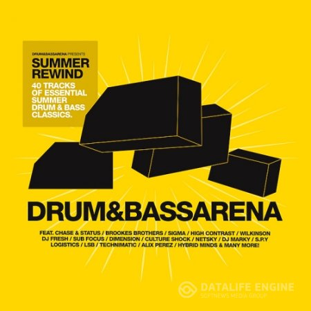 VA - Drum & Bass Arena Summer Rewind (2015) MP3