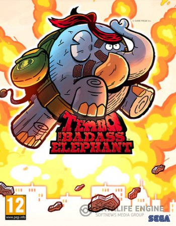 Tembo the Badass Elephant (2015) PC | RePack