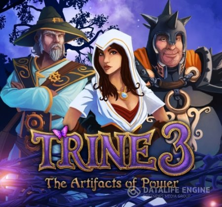 Trine 3: The Artifacts of Power (Patch v1.01) (GOG)