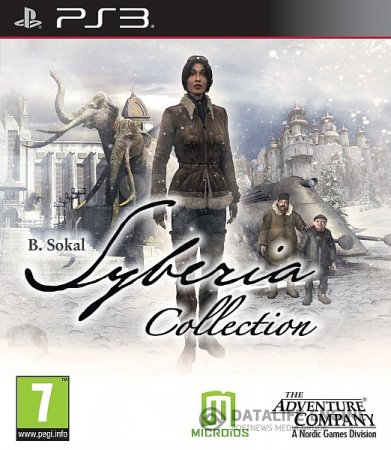 Syberia: Complete Collection [EUR/ENG] [DUPLEX]