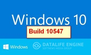 Microsoft Windows 10 Insider Preview 10.0.10547 (2015) [Ru]