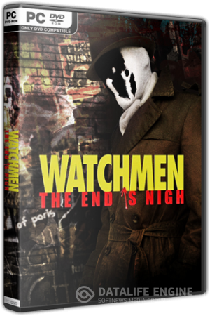 Watchmen: The End is Nigh - Complete Collection (2009) PC | RePack от R.G. Механики