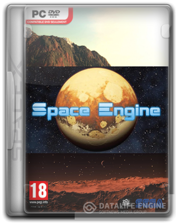 SpaceEngine [v 0.9.7.3] (2015) PC | RePack
