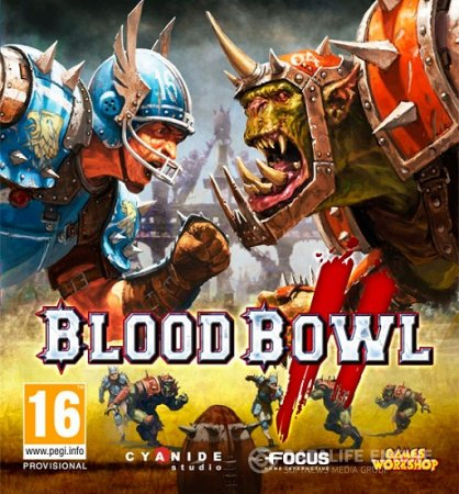 Blood Bowl 2 (Focus Home Interactive) (RUS/ENG/MULTi6) [L] - CODEX