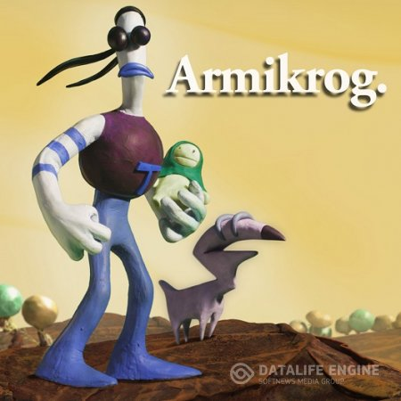 Armikrog Deluxe Edition (Versus Evil) (RUS|ENG|Multi5) [L|Steam-Rip]