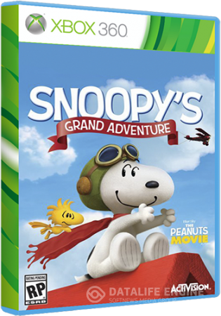 The Peanuts Movie: Snoopy's Grand Adventure [Region Free/ENG]