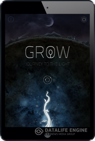 GROW:JOURNEY TO THE LIGHT (1.0.1) [Аркада, iOS 6.0, Eng]