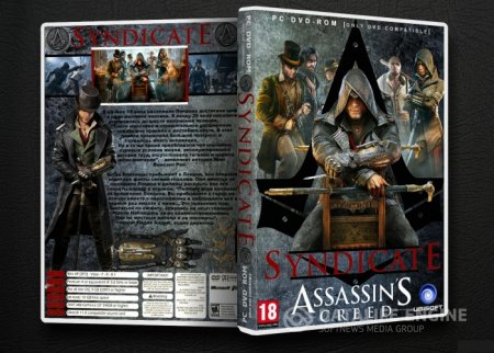 Assassin's Creed Syndicate  (2015) PC | Лицензия(3DM)