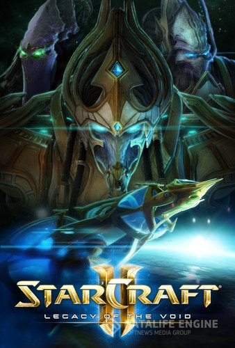 StarCraft 2: Legacy of the Void (RUS/ENG) [Repack] от FitGirl
