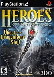 Heroes of Might and Magic: Quest for the Dragon Bone Staff [NTSC] [2001|Rus|Eng]