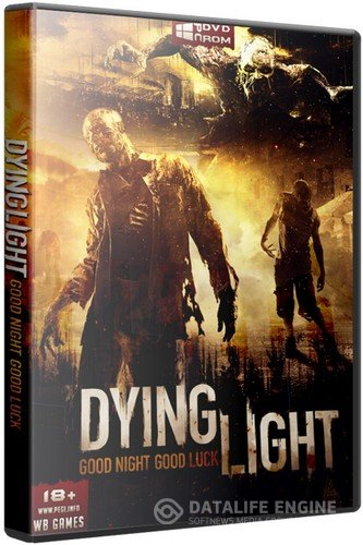 Dying Light Ultimate Edition (Techland) (RUS\MULTI10) [L|Steam-Rip]