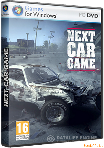 Next Car Game: Wreckfest (Bugbear Entertainment) v0.210342 (ENG)