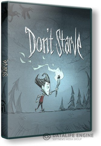 Don't Starve [v 1.168028 + 2 DLC] (2013) PC | RePack от Decepticon