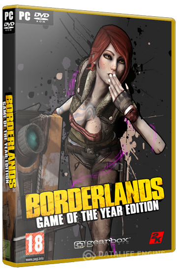 Borderlands Game of the Year Edition (2K Games) (RUS) [Repack]