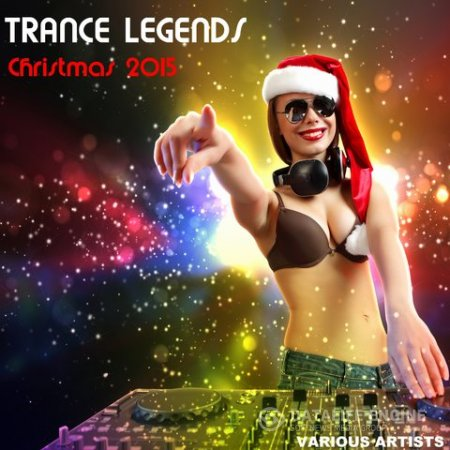 VA - Trance Legends Christmas (2015) MP3