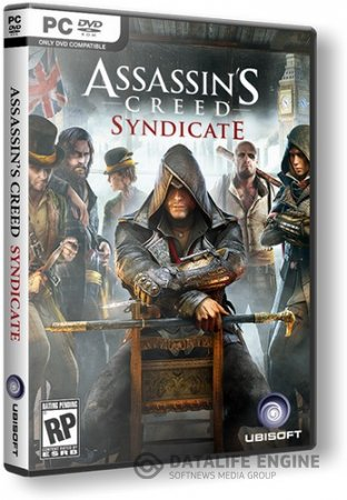 Assassin's Creed: Syndicate (2015) [Ru] (1.51/dlc) SteamRip  [Gold Edition]