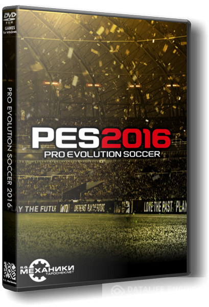 PES 2016 / Pro Evolution Soccer 2016 [v 1.04.00] (2015) PC | RePack