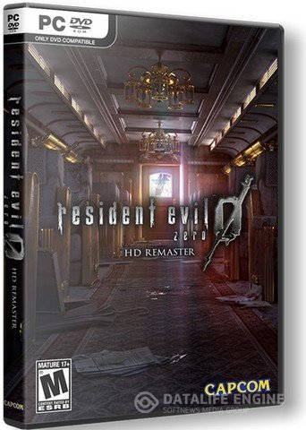 Resident Evil Zero: HD Remaster (RUS/ENG/MULTI7) [Repack] от FitGirl