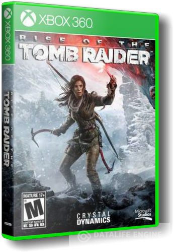 Rise of the Tomb Raider [+ DLC] (2015-2016) XBOX360