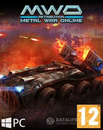 Metal War Online: Retribution [1.1.6.1.0.2146] (2013) PC