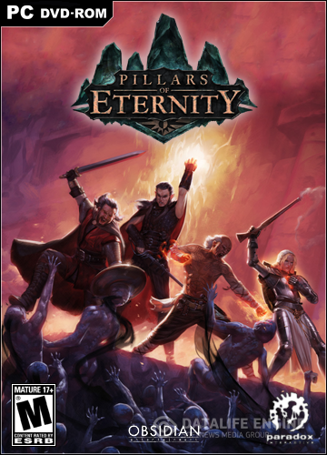 Pillars of Eternity - Royal Edition (v3 06 1254) (12686)РС