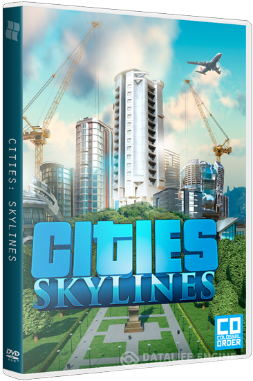 Cities: Skylines - Deluxe Edition [v 1.9.0-f5 + DLC's] (2015) PC | RePack от qoob