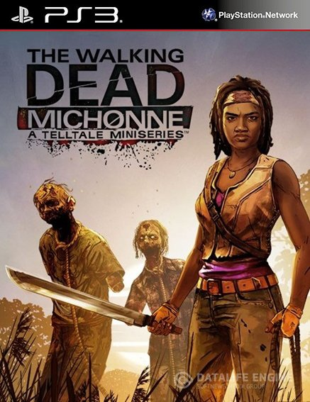 The Walking Dead: Michonne [EUR/RUS] через torrent