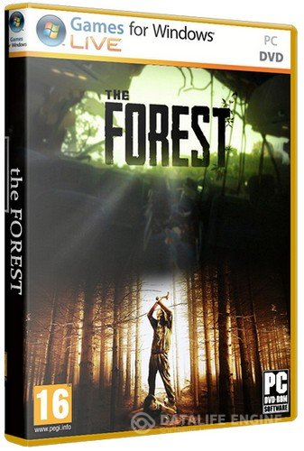The Forest [v.0.50c] (2014) PC | Steam-Rip