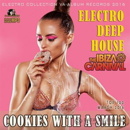 VA - Cookies With A Smile: Ibiza Deep House (2016) MP3