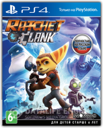 Скачать Ratchet & Clank (PS4) торрент
