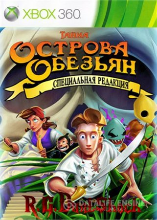 [FULL] Monkey Island Special Edition [RUS]  через torrent