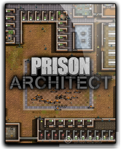Prison Architect [Update 7c + 1 DLC] (2015) PC | Лицензия