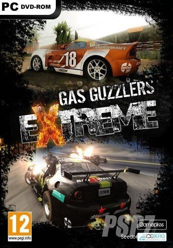 Gas Guzzlers Extreme: Gold Pack [v 1.8.0 + 2 DLC] (2013) PC | RePack от FitGirl