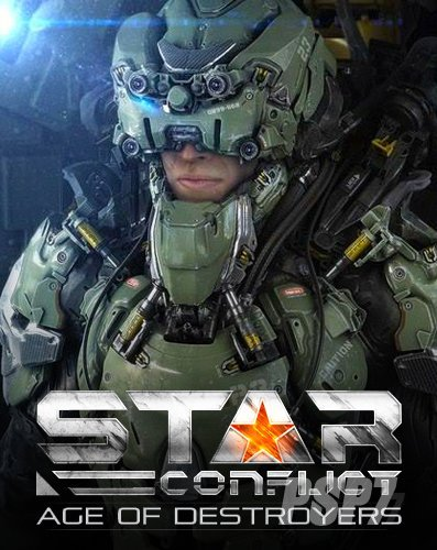 Star Conflict: Age of Destroyers [1.4.0.97685] (2013) PC