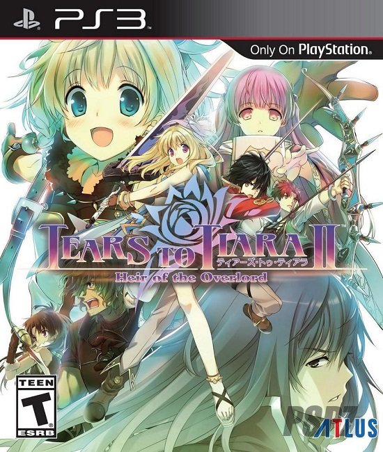 Tears to Tiara II: Heir of the Overlord + ALL DLC [USA/ENG]